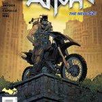 New 52 Batman Cover Gallery