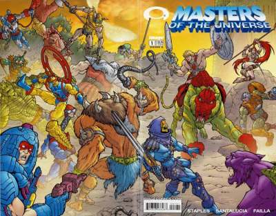 Masters of the Universe #1 A