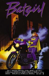 Batgirl #40 (Purple Rain tribute variant)