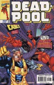 Deadpool Vol 2 #22 (1st App Sluggo)