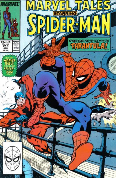 Marvel Tales #210