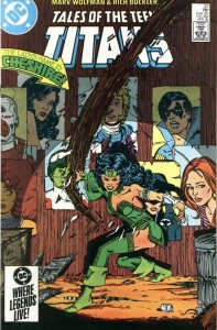 Tales of the Teen Titans #52