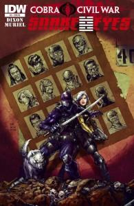 G.I.Joe: Snake Eyes #5