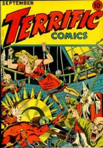 Terrific Comics #5