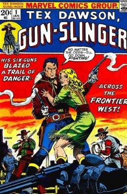 Tex Dawson: Gun Slinger #1