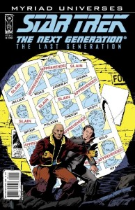 Star Trek: The Next Generation: The Last Generation #1