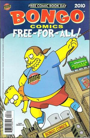 Bongo Comics Free-For-All 2010 (FCBD)