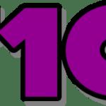 HOT 10 COMICS