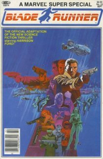 Marvel Super Special: Blade Runner #22