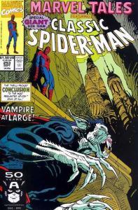 Marvel Tales #253 by Moebius