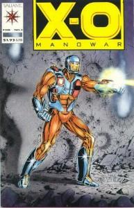 X-O Manowar #1