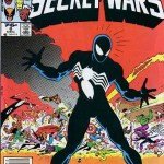Black Spider-Man Costume
