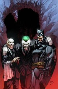 Batman #40 Variant Cover Unlettered