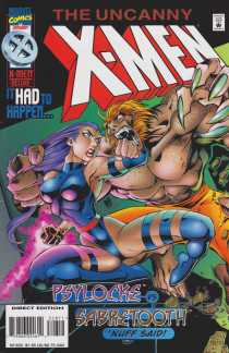 Uncanny X-Men #328