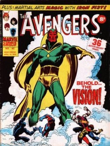 Avengers (Marvel UK) #82