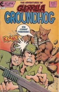 Guerrilla Groundhog #2