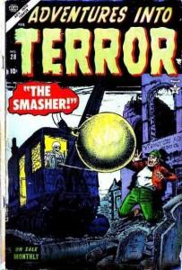 ADVENTURES INTO TERROR #28