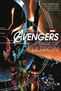 Avengers: Rage of Ultron HC