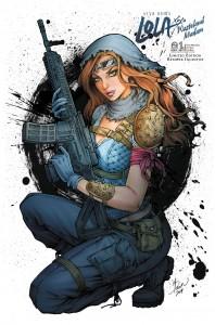 Lola Xoxo: Wasteland Madam #1 (Retailer Incentive Variant)