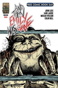 FCBD 2015 Comix Tribe: And Then Emily Was Gone