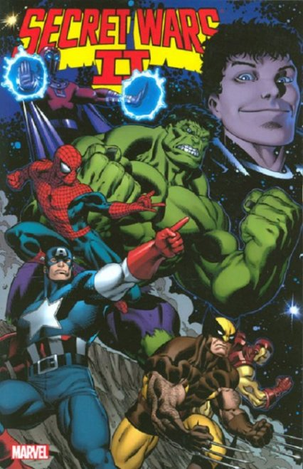 Secret Wars II TPB