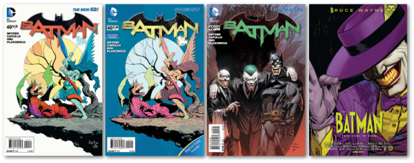 Batman #40 (whole set)