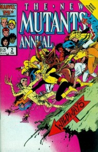 New Mutants Annual #2