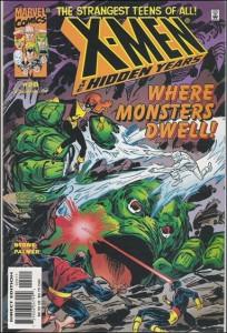 X-Men: The Hidden Years 20