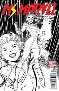 Ms Marvel #1 Arthur Adams 1:100 Variant