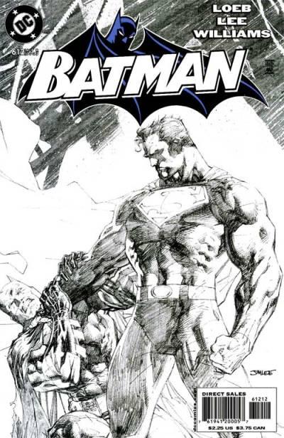 Batman #612 2nd Printing