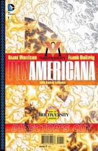 Multiversity: Pax Americana Director's Cut