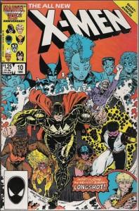 Uncanny X-Men Annual #10