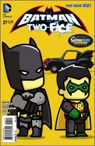 Batman and Robin #27