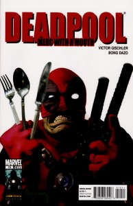 Deadpool: Merc With a Mouth #10