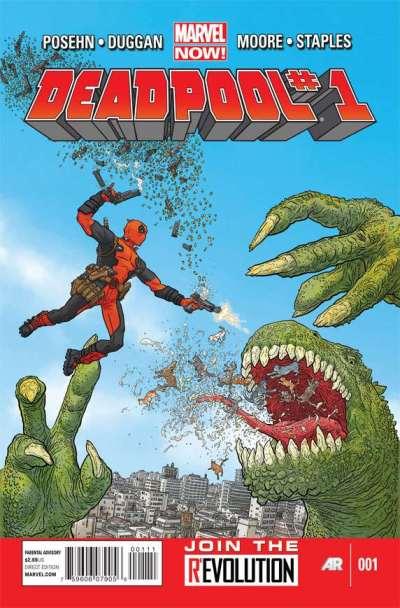 Deadpool v4 #1