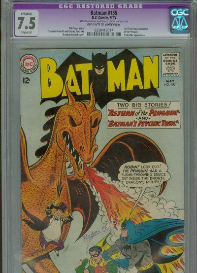 Batman #155