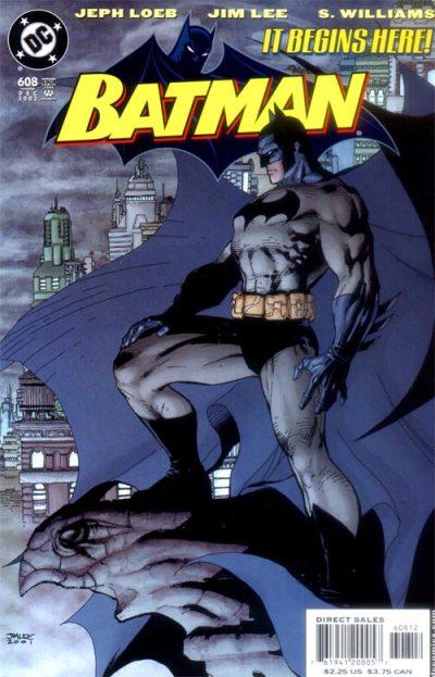 Batman #608 2nd Printing