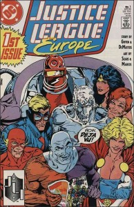 Justice League Europe #1