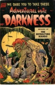 Adventures into Darkness #7
