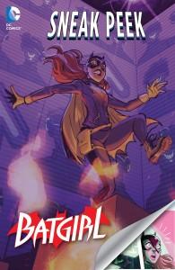 DC Sneak Peek - Batgirl (2011-) 001-000