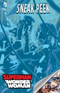 DC Sneak Peek - Superman-Wonder Woman (2013-) 001-000