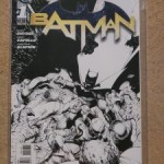 Batman #1 1:200 Sketch Variant Raffle for Sebastian