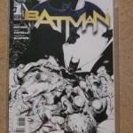 Batman #1 1:200 Sketch Variant Raffle for Sebastian