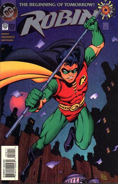 Robin vol.4 #0
