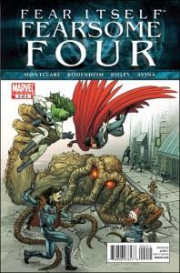 Fear Itself: Fearsome Four 2