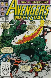 West Coast Avengers 54