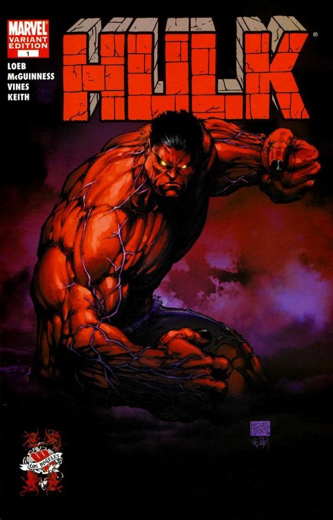 Hulk #1 Michael Turner Wizard World Variant