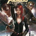 Avengers Assemble #13 1:50 Variant – March 2013