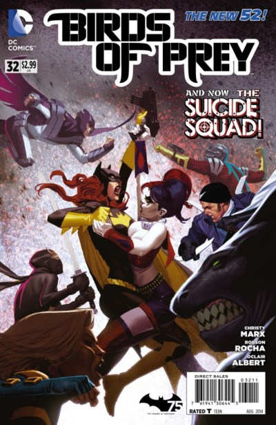 Birds of Prey #32