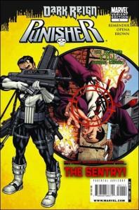 Punisher #1 (Osborn Variant)